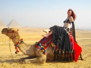 Camel, Pyramids, Belly dance, bellydance, bellydancer, Jade, Egypt, Desert