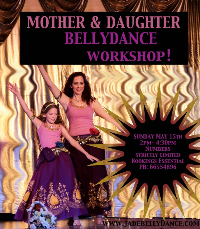 Mother daughter dance ad 1
