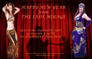 New Years The Jade Mirage Belly Dancers