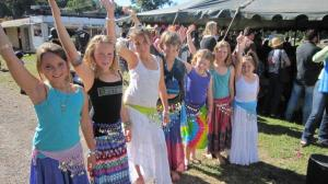 Repton School Bellingen Show Performance