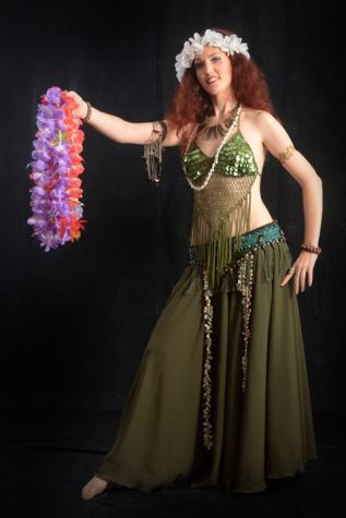 Belly Dancer Bellynesian