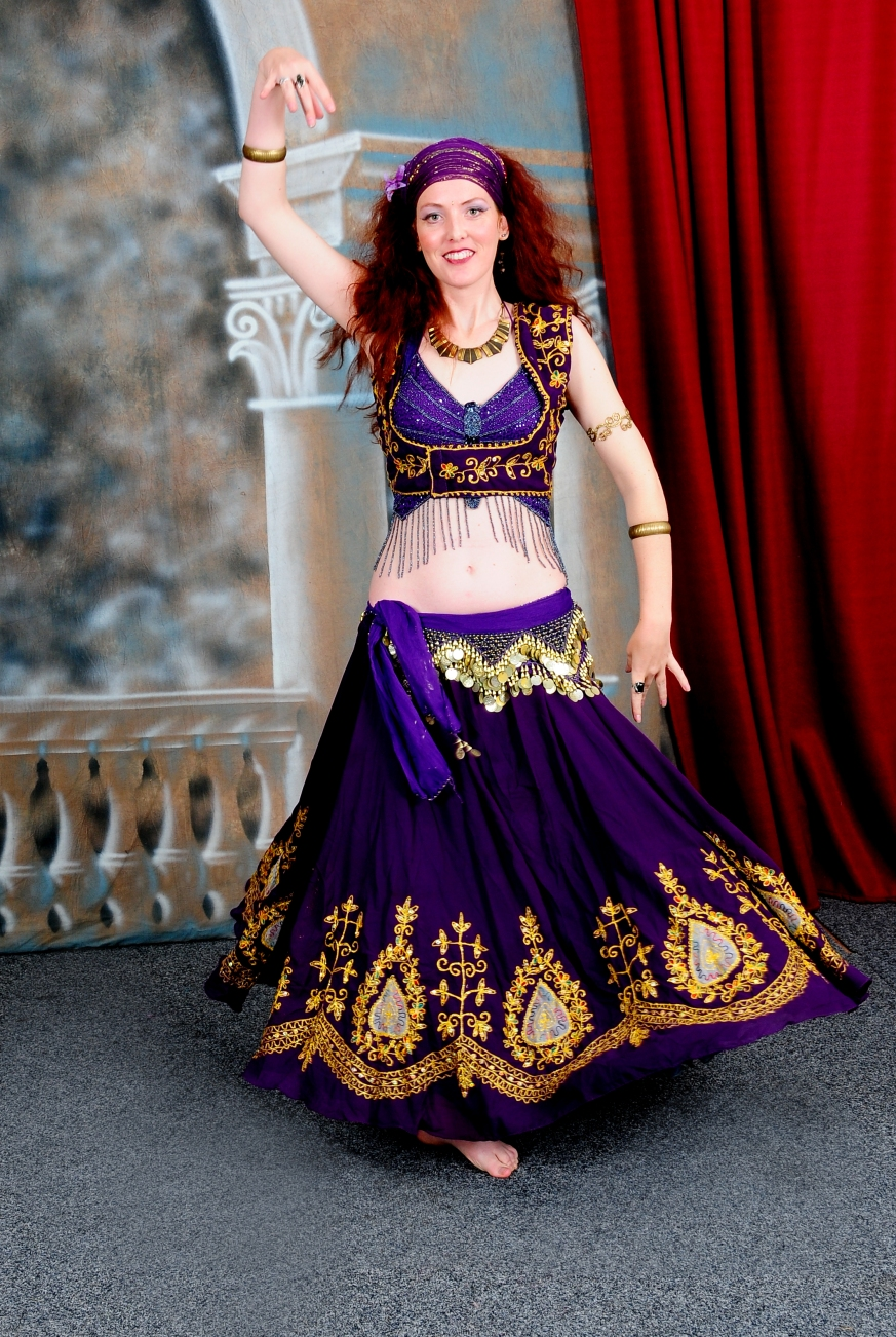 Jade at Michelle Joyce night Brisbane 2011