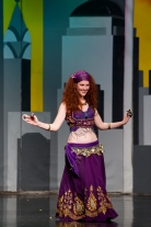 Jade Belly Dancing at Michelle Joyce hafla