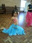 Jade Belly Dance Kids Class pose2