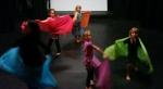 Jade Belly Dance Kids Class veil spin2