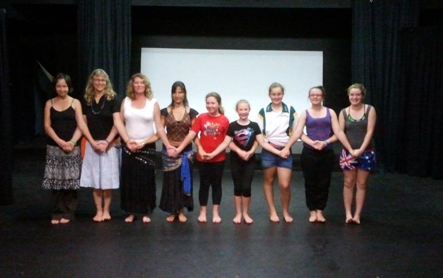 Jade Belly Dance mothers dance