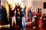 Jade Belly Dance students at Harem Night Toormina
