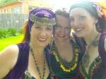 Jade Belly Dance CWA fundraiser Bellingen