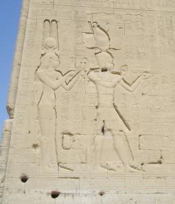 Cleopatra Dendera