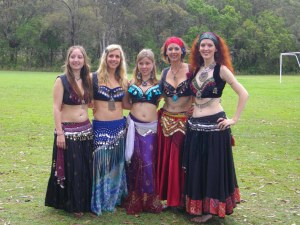 Jade Belly Dance tribal