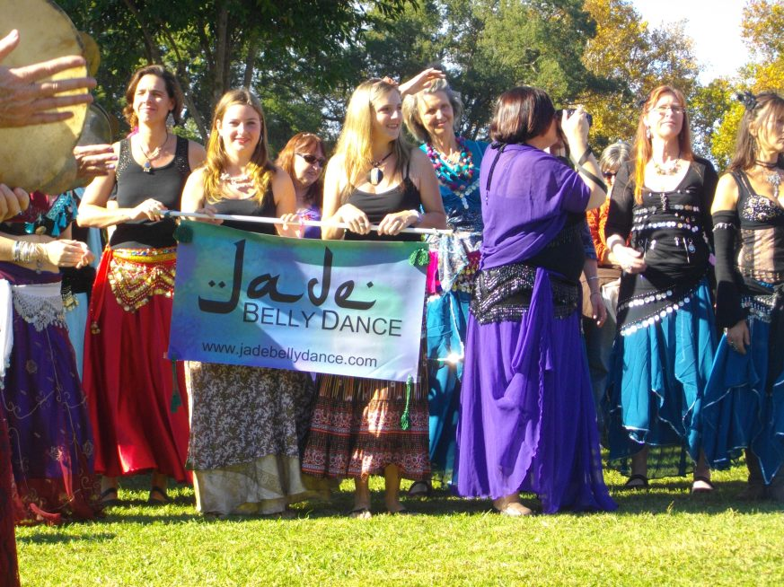 Belly Dance group