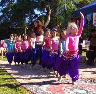 Kids Belly dance class