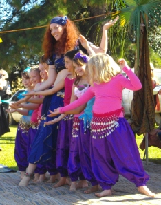 Jade Belly Dance Children's Dance