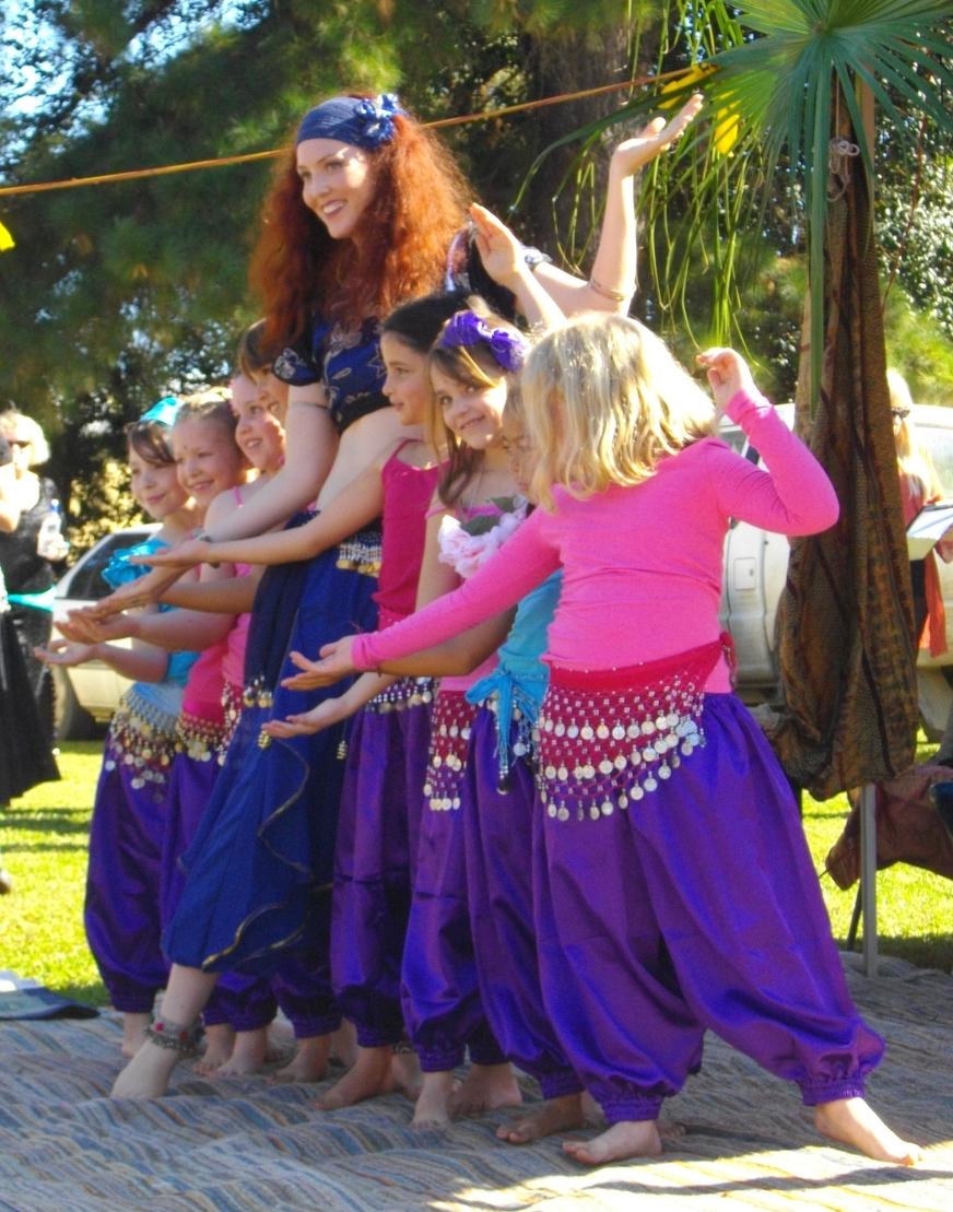 Jade Belly Dance Children's Dance