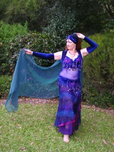 It's official! Belly Dance improves body image!