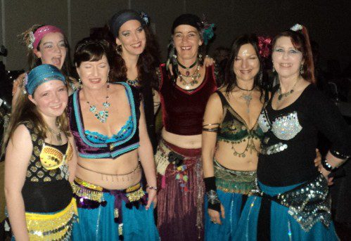 Belly Dance fun for all ages