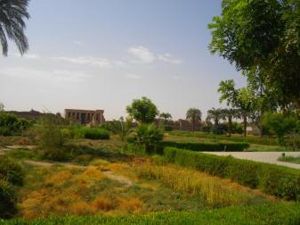 Dendera Temple Egypt 2010