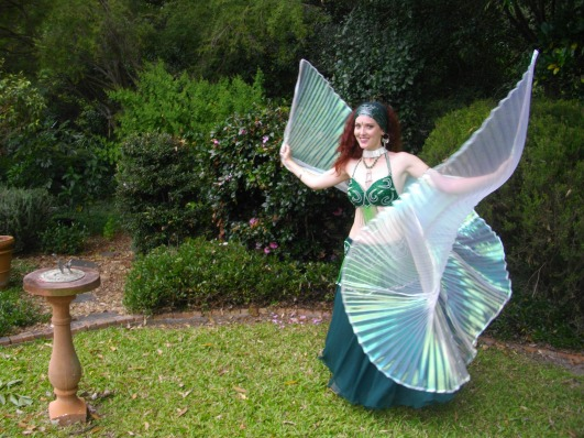 There were definitely fairies in this garden!