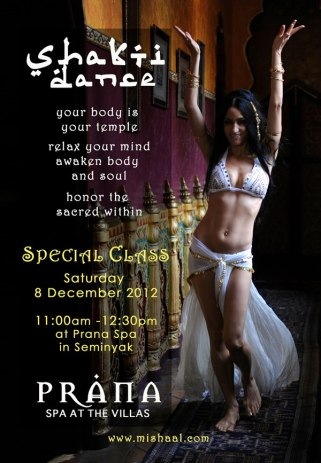 Shakti belly Dance