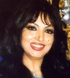 Lebanese singer Samira