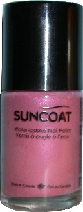 Water based Nail polish purple