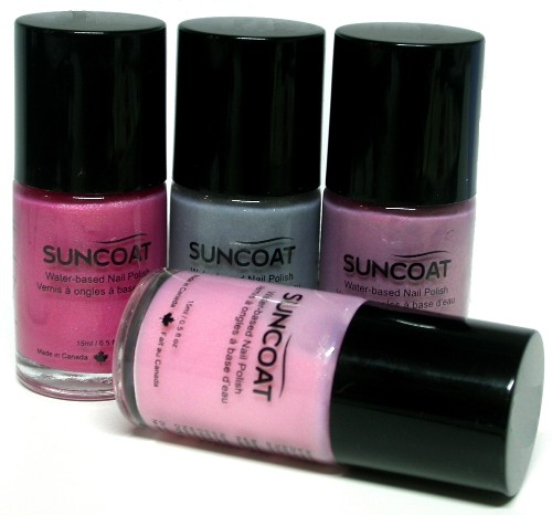 Suncoat nail polish
