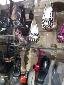 Shoe shopping in Cairo is an unexpected delight