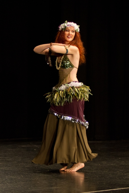 Belly Dance polynesian fusion