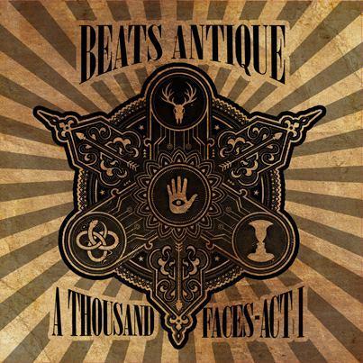 beats antique thousand faces