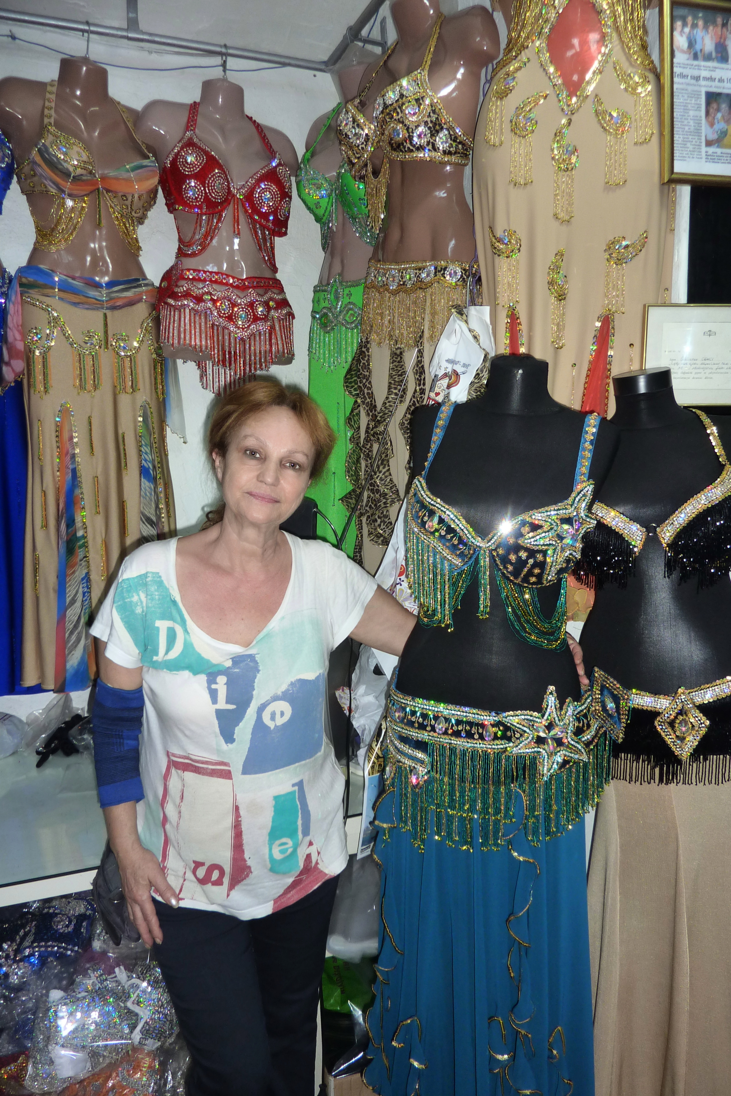 24a4f8ee5550 The Best Place for a Belly Dance Costume in Istanbul