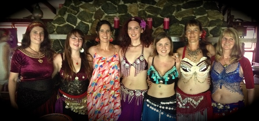 Bellydancers rally to help cancer patient