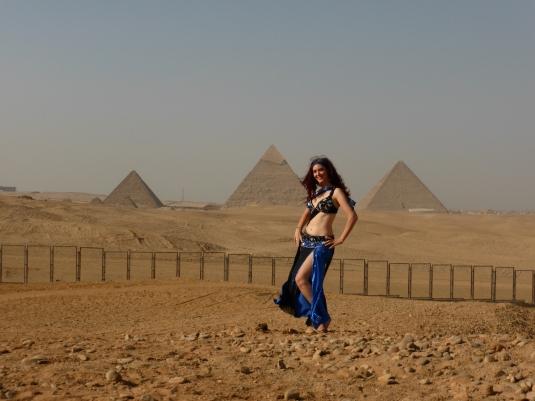 Bellydancer Giza Egypt
